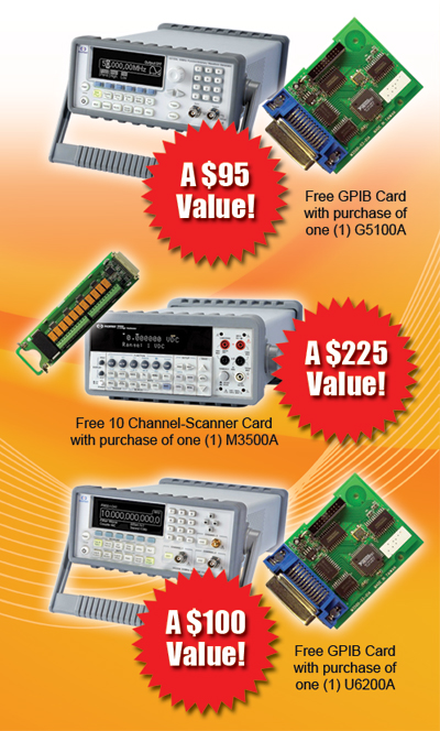 Picotest GP Test Equipment Promo